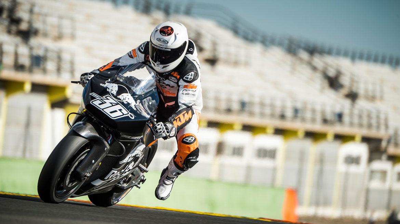 El equipo KTM de MotoGP debutará en el GP de Valencia como invitado