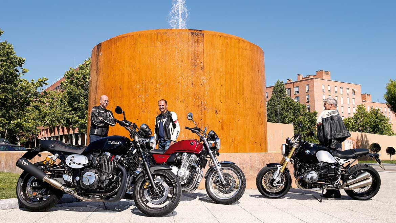 ¿Te gustaría pasar una jornada completa como redactor de la revista Motociclismo?