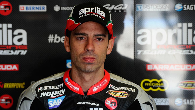 El retorno de Marco Melandri, ¿a SBK con Ducati?