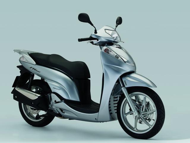 Honda promociona su Scoopy SH300i