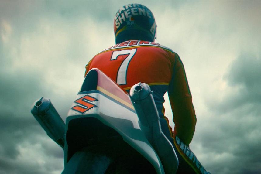 Nuevo trailer de Barry Sheene, la película