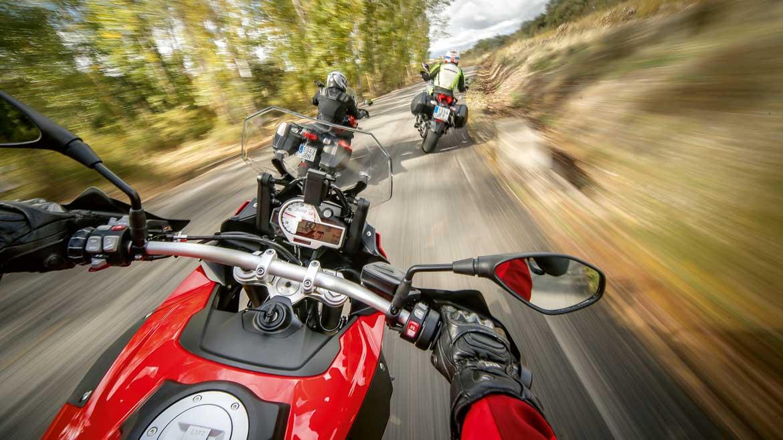 Las matriculaciones de motos en la Unión Europea aumentan un 8,1%