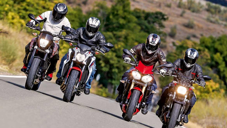 Las matriculaciones de motos en España caen un 8,4% en julio