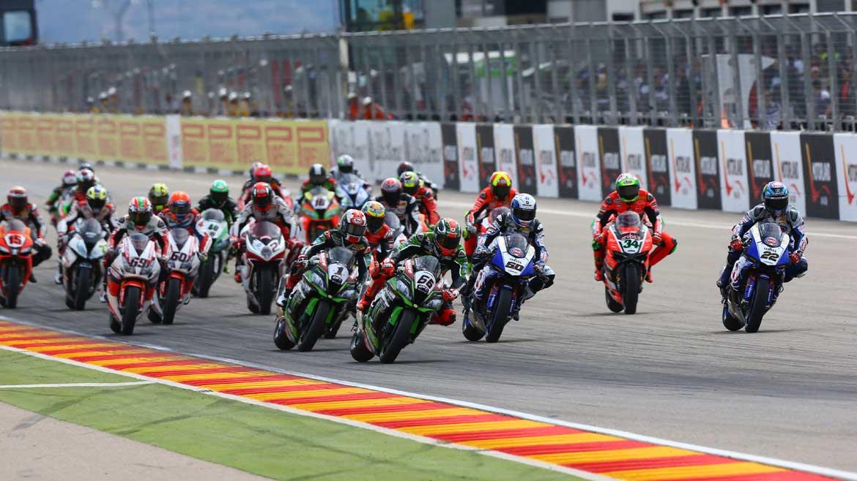 Mundial de Superbike 2017: equipos y pilotos