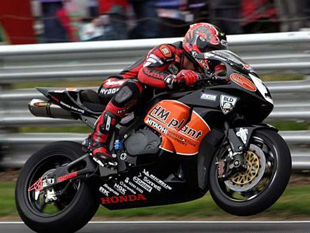 Kiyonari se la juega en el British Superbike