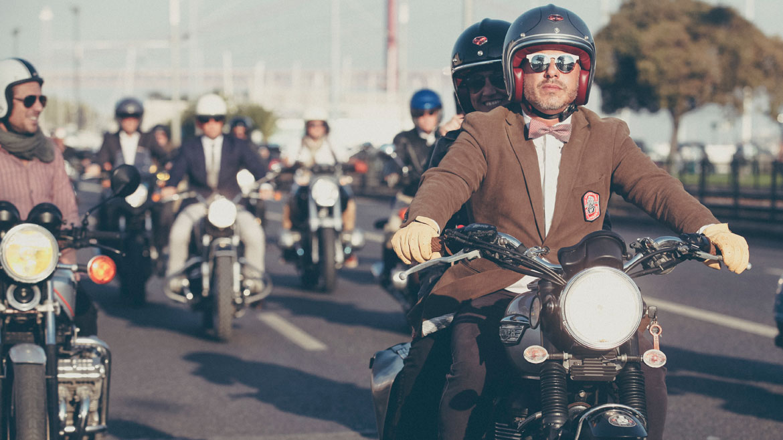 Distinguised Gentleman's Ride 2016: motos clásicas para la lucha contra el cáncer