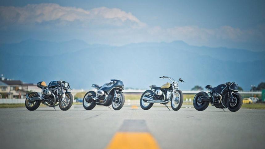 Conoce los primeros proyectos de nuestro concurso BMW Heritage Custom Project