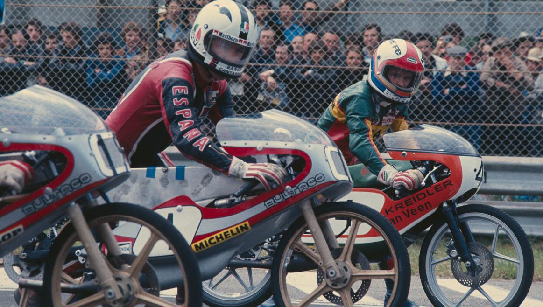 Ángel Nieto y Bultaco, juntos de nuevo en los circuitos