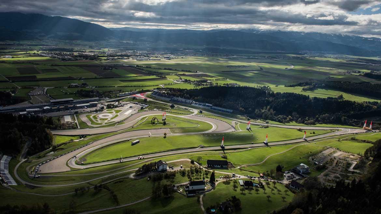 Cambian la curva 10 del Red Bull Ring por motivos de seguridad