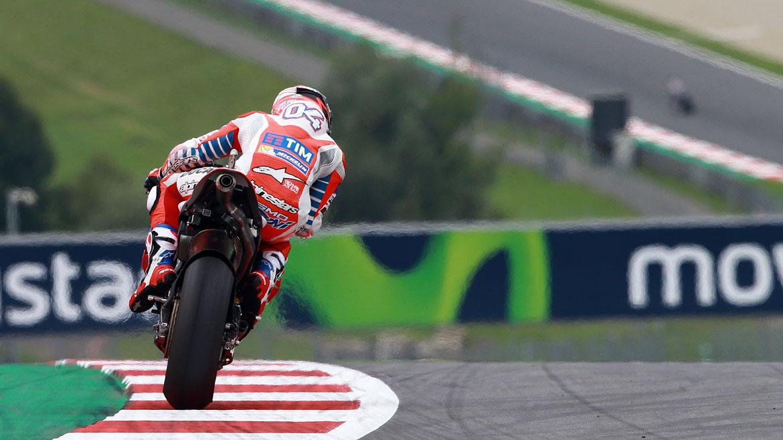 Red Bull Ring, un circuito Ducati