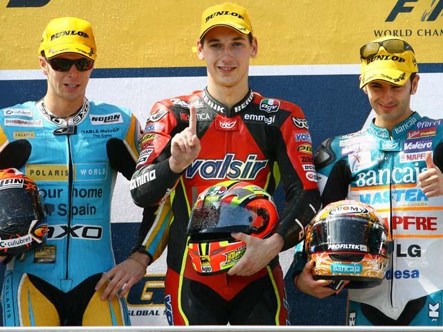 MotoGP. GP de Australia de Motociclismo (16ª). Carrera 125
