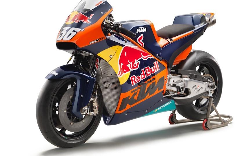 Primer objetivo para KTM: entrar como lo hizo Suzuki, luego los resultados