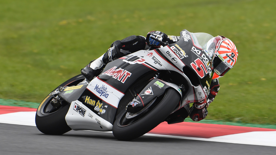 Johann Zarco sigue intratable