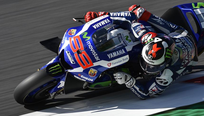 """Jorge Lorenzo: """"Hemos reducido la diferencia con Ducati de un segundo a pocas décimas. No lo esperábamos"""""""