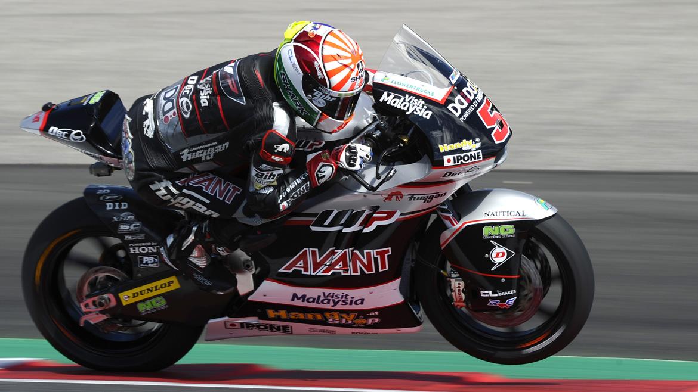 Johann Zarco se despega en Moto2 gracias a otra victoria