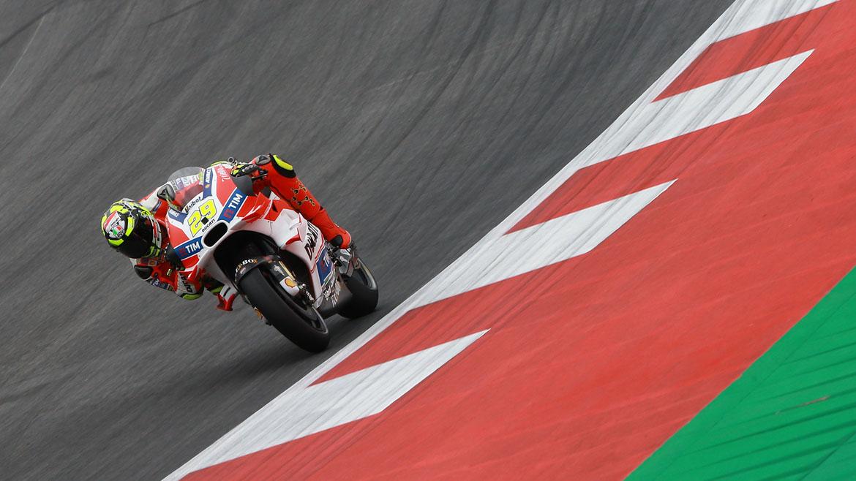 Ducati vuelve a ganar en MotoGP