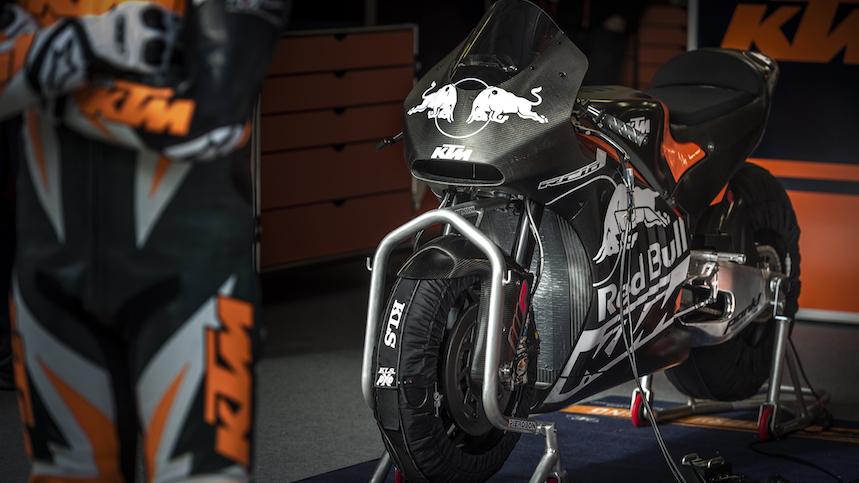 KTM vendería la RC16 al gran público y sería más barata que la Honda RC-213V-S