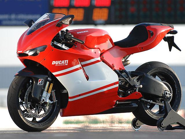 Ducati Desmosedici RR, sólo habrá 1.500