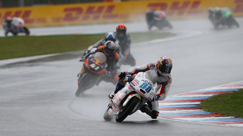 McPhee gana en Brno y Martín se estrena en el podio