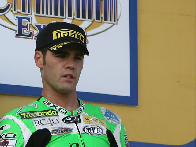Nieto será el piloto número uno de Suzuki en SBK