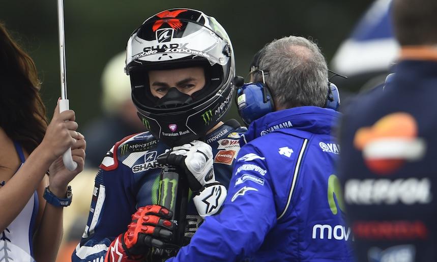 """Jorge Lorenzo: """"Este año no determinará nada en la comparación Rossi-Lorenzo en Yamaha"""""""