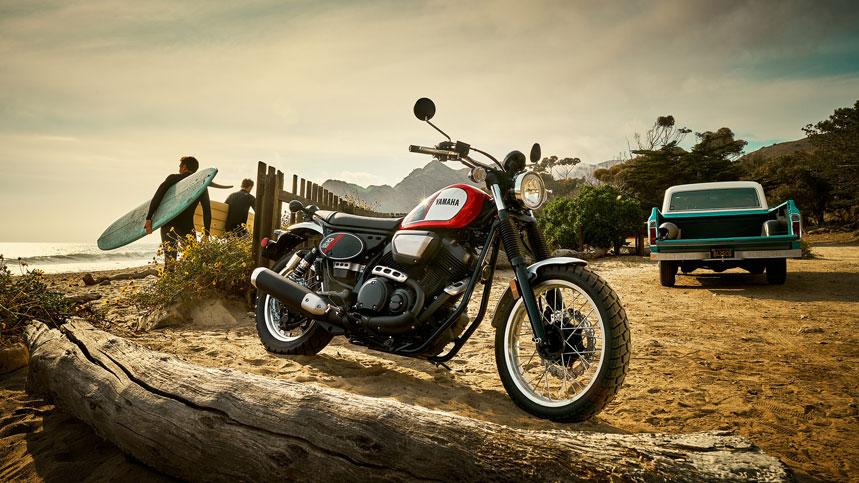 Yamaha SCR950,  un nuevo modelo presentado en Estados Unidos que puede llegar a Europa