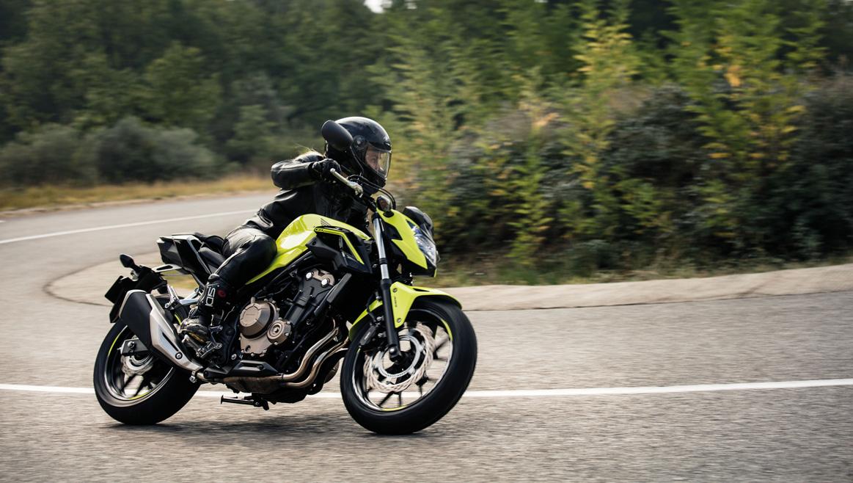 Carnet de moto: A1, A2 Y A