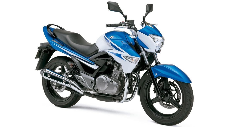 La nueva Suzuki Inazuma Z ya en concesionarios