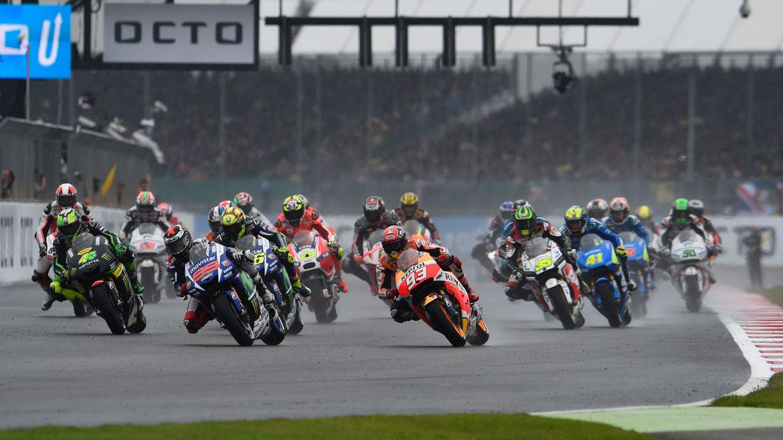 GP de Gran Bretaña de MotoGP en Silverstone: previa y horarios