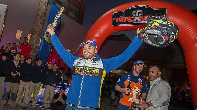 Pablo Quintanilla gana el Rally de Atacama