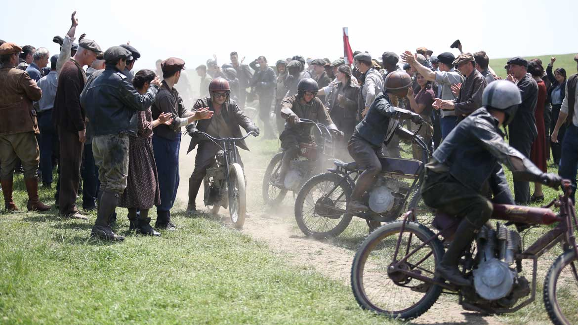 «Harley and The Davidsons», la nueva serie de Discovery Channel