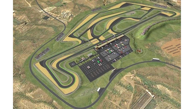 El Circuito del Motor de Tenerife inicia sus obras