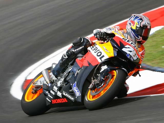 Pedrosa podría lograr el subcampeonato de MotoGP