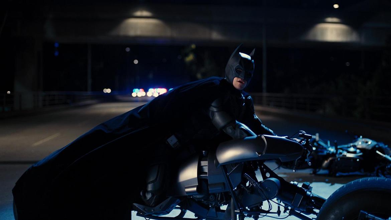 La moto de Batman sale a subasta