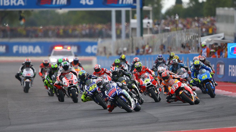 GP de San Marino de MotoGP: horarios y dónde verlo