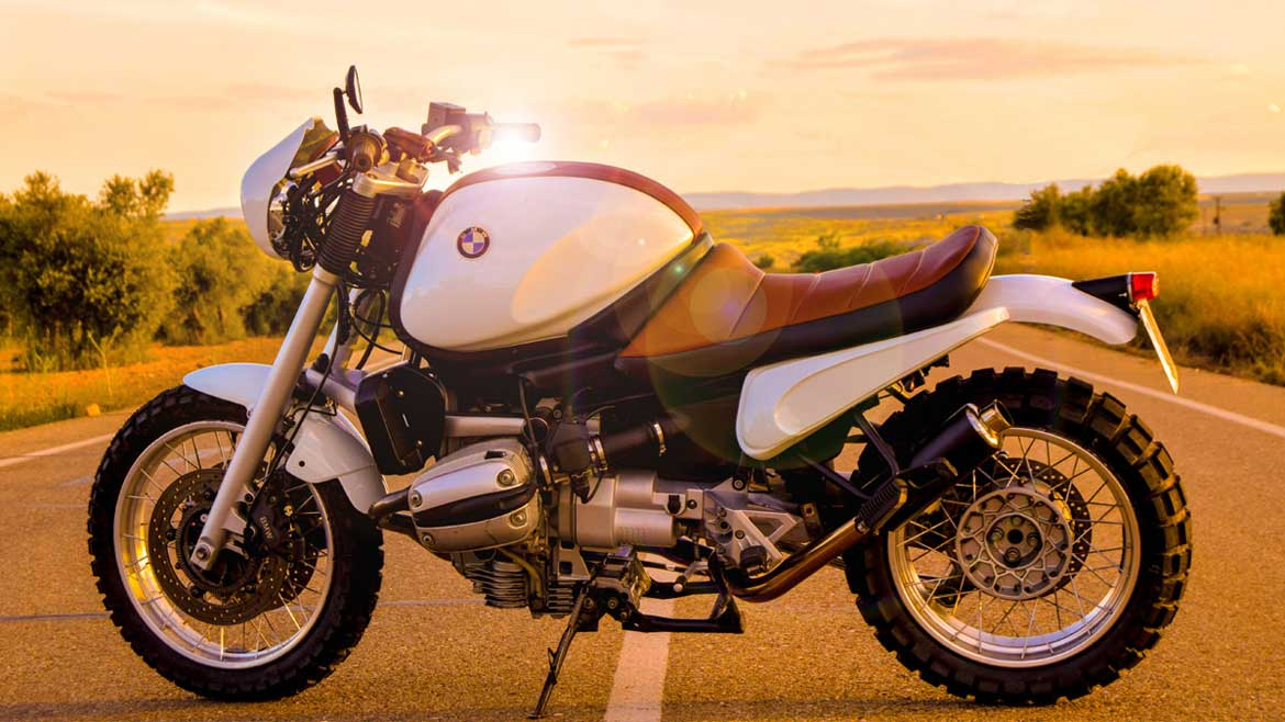 Las customizaciones del BMW Heritage Custom Project, presentes en los BMW Motorrad Days