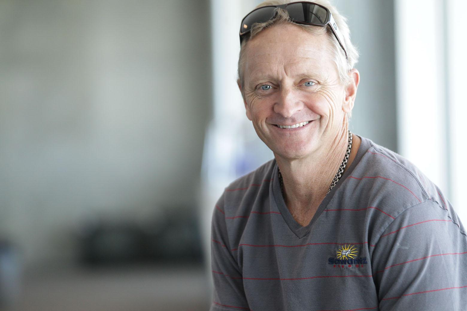 Kevin Schwantz se retira de cualquier tipo de competición en moto