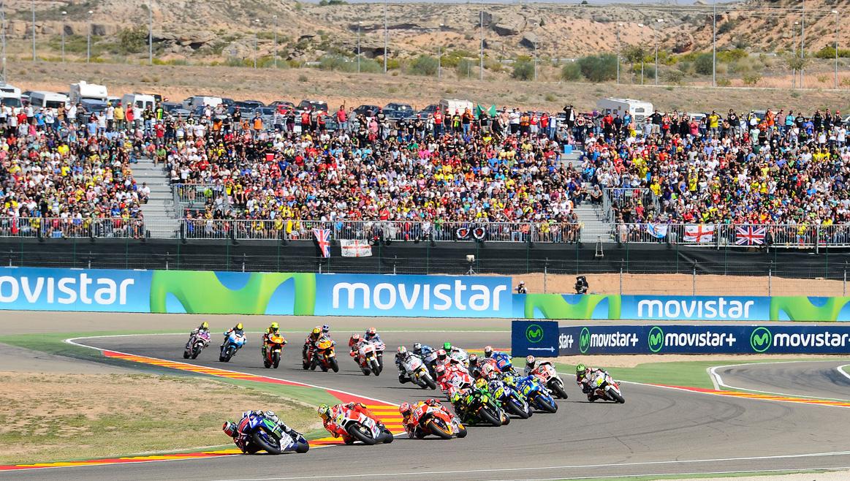 Llega MotorLand Aragón, el circuito mejor valorado del calendario