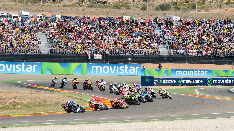 GP de Aragón 2016: Horarios y dónde verlo