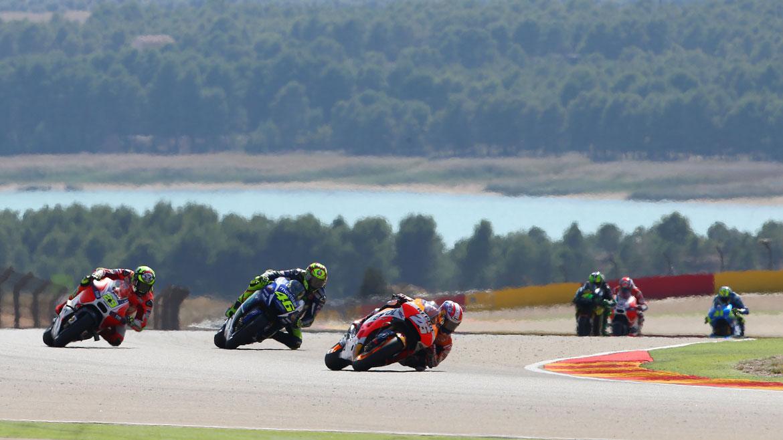 GP de Aragón 2016: previa e información del Circuito de MotorLand