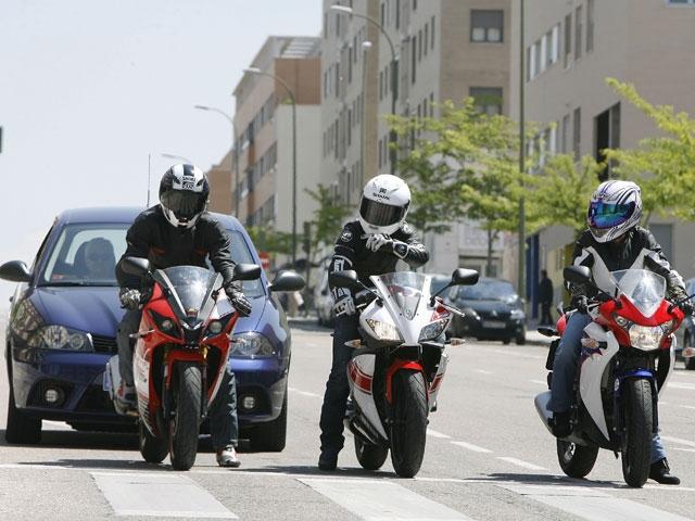 En el 58% de los accidentes mortales con motoristas, la moto no tenía culpa