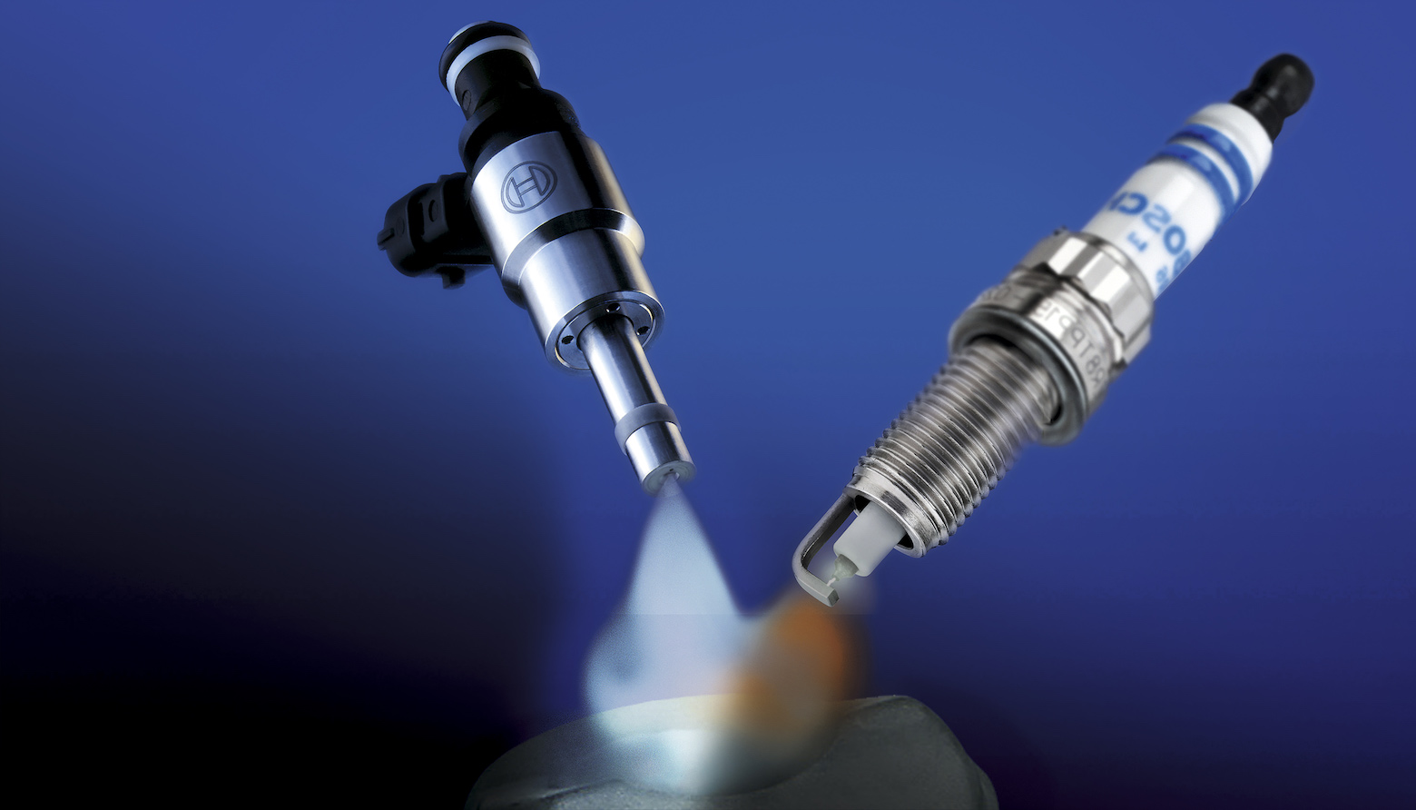 ¿Cómo funciona la inyección de gasolina?