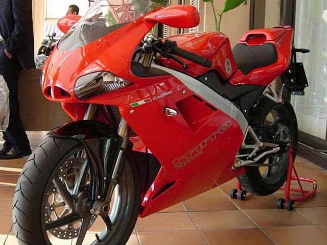 Cagiva Mito 125 2008