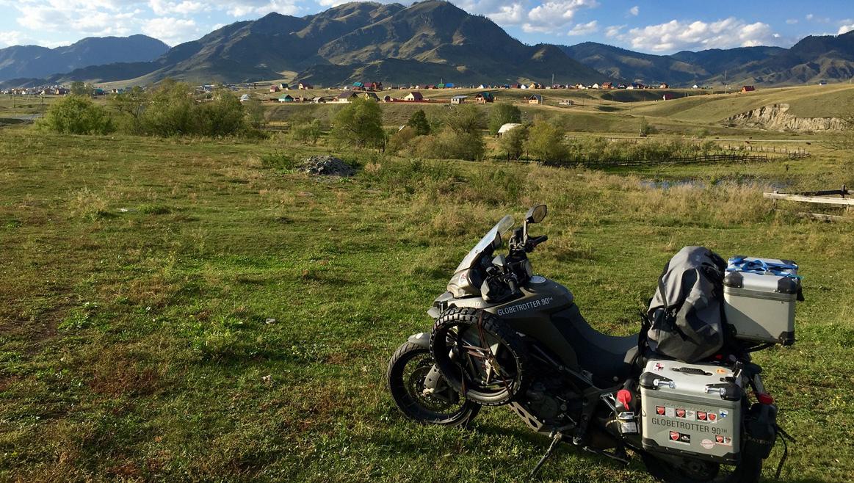 La vuelta al mundo de Ducati llega a Japón