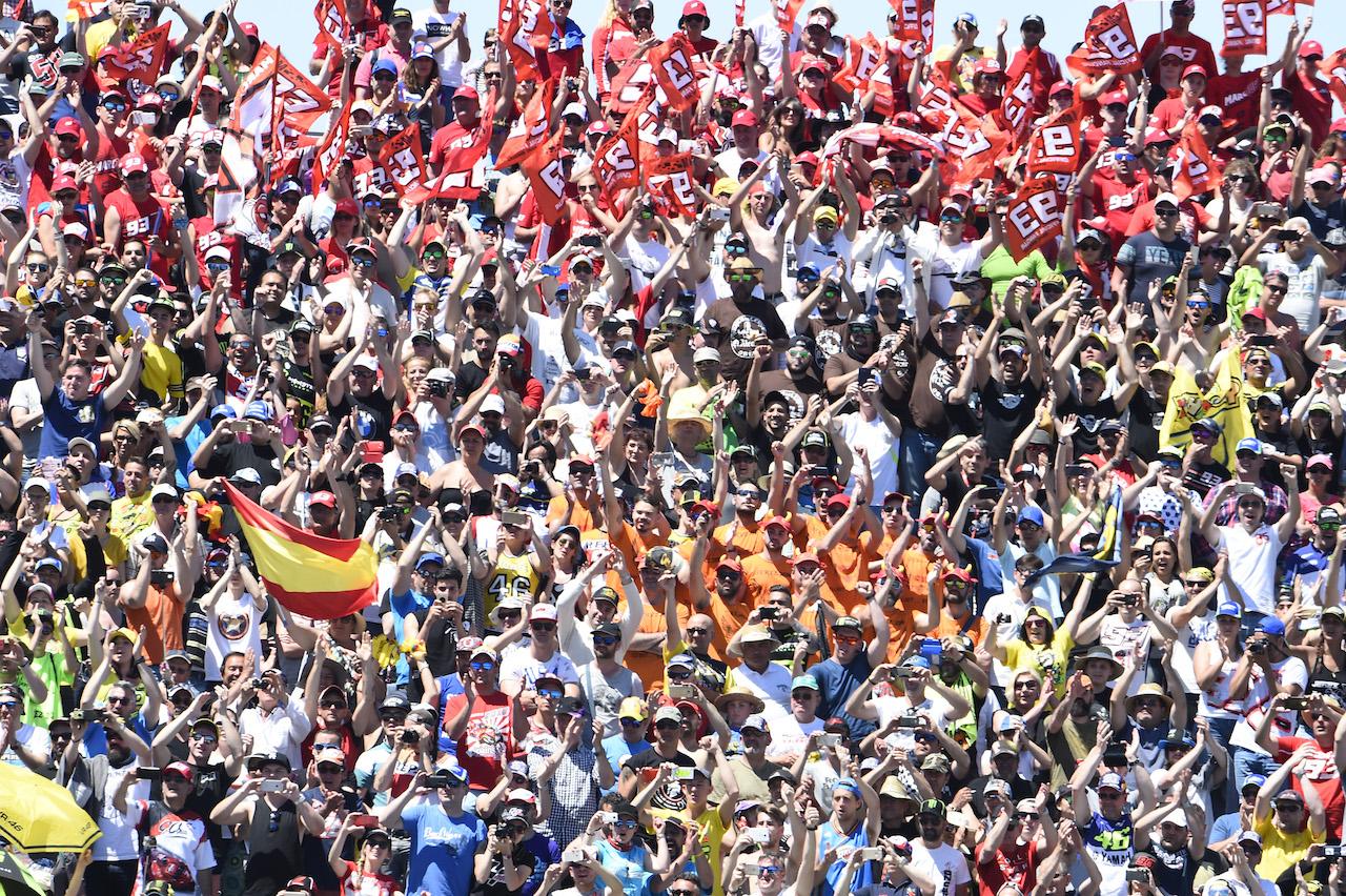 Calendario MotoGP 2017, continúan Jerez y Barcelona-Catalunya