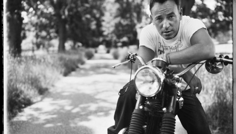 La afición de Bruce Springsteen por las motos
