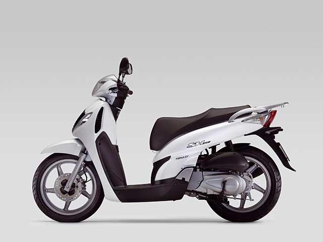 Las motociletas de 125 cc, líderes de ventas