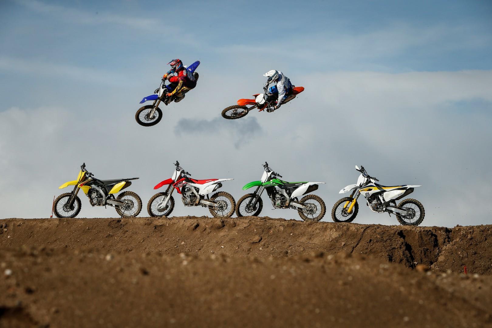 ¿Cómo y dónde usar una moto de cross?