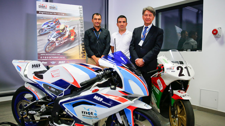 La IV Edición de MotoStudent ya se prepara en Aragón