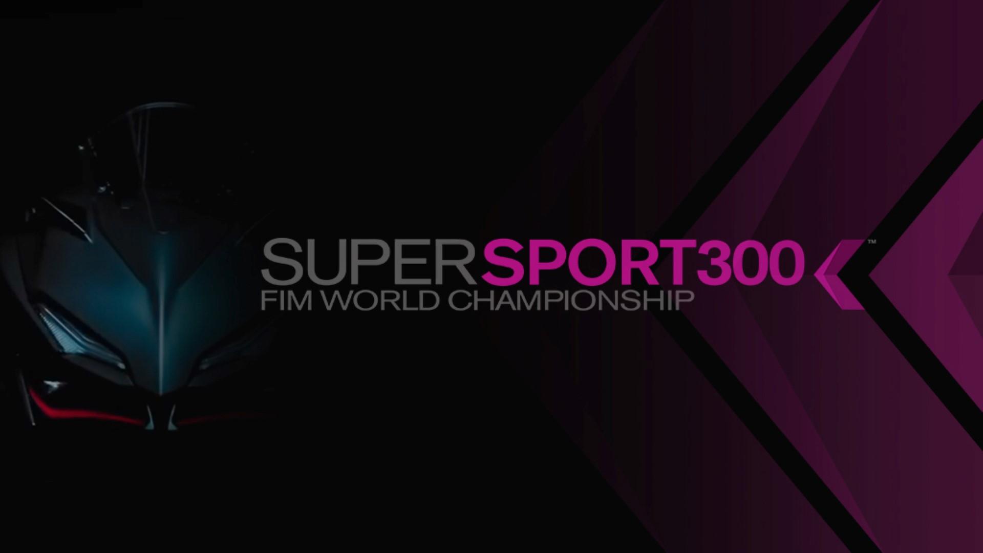 Nace el Mundial de Supersport 300